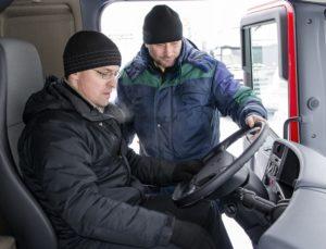 стажировка водителей в организации